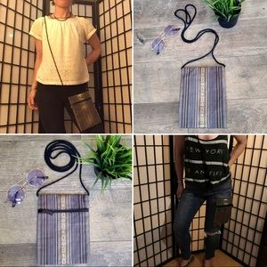 handmade Bags - ❇️Authentic Cambodian Artisan Crossbody Travel Bag